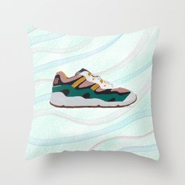 New Balance 850 Mono Pack Throw Pillow