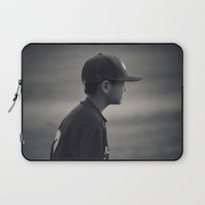 Baseball Ready Laptop Sleeve
