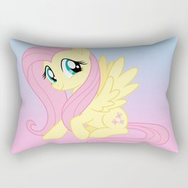 g4 my little pony Fluttershy Rectangular Pillow