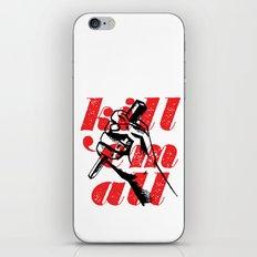 Kill 'em all iPhone & iPod Skin