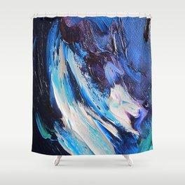 Royal Ice Shower Curtain