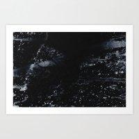 Lost - 3 Art Print