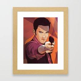 Ianto Jones Framed Art Print