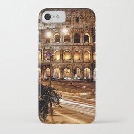 Roma, Colosseo | Rome, colosseum iPhone Case