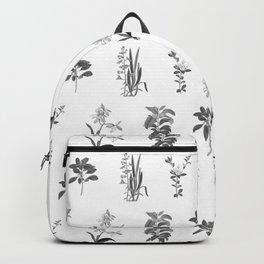 Vintage Botanical Backpack