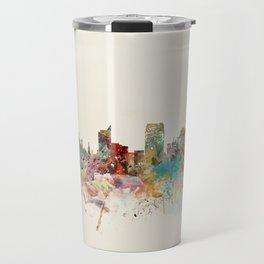 sacramento california skyline Travel Mug