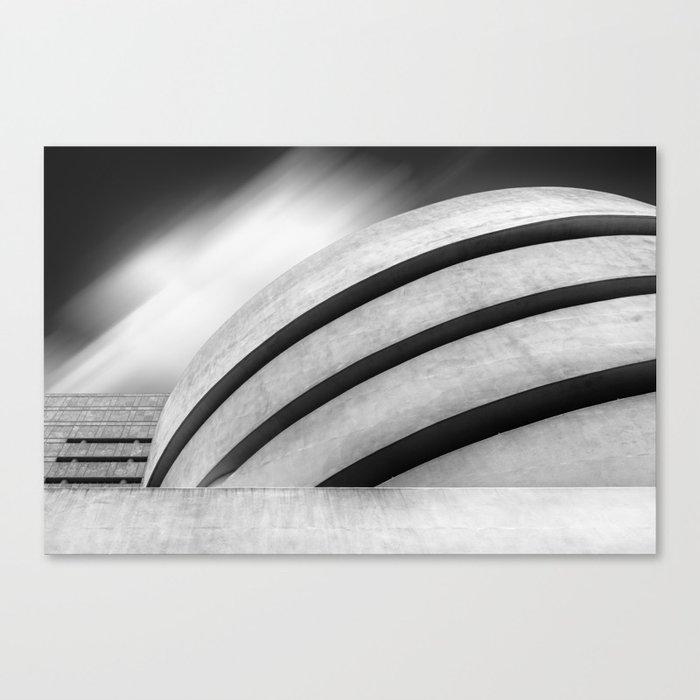 Guggenheim Museum in New York City Leinwanddruck