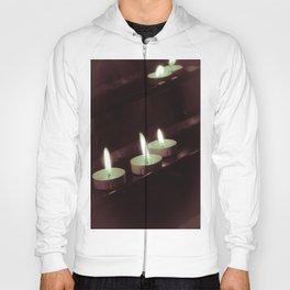 split toning candels Hoody