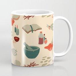 Alchemy Pattern Coffee Mug