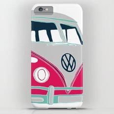 Vintage camper van  Slim Case iPhone 6 Plus
