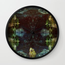 Black River Wall Clock
