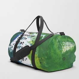 I Love Attention Duffle Bag