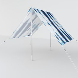 Linen Shibori Shirting Sun Shade