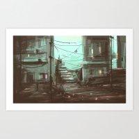 Concept Art | Illustration | Art Print