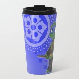 TMNT Chibi Leo Travel Mug