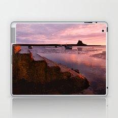 Lindisfarne Castle Laptop & iPad Skin