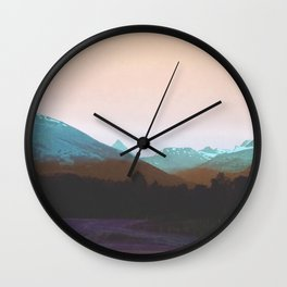 The other kind of seeing Wall Clock
