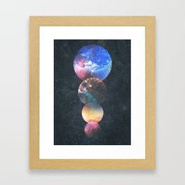 Echoes Framed Art Print