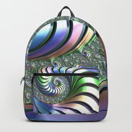 Colorful Spiral Backpack