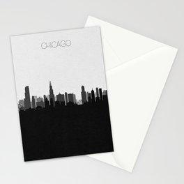 City Skylines: Chicago (Alternative) Stationery Cards