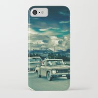 alaska iPhone & iPod Cases featuring Alaska by Paweł Kotas