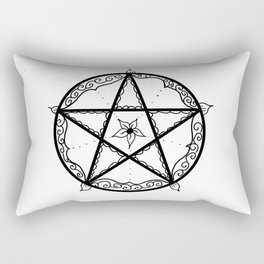 Pentacle Rectangular Pillow