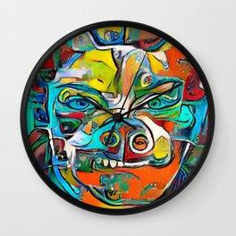 Chihuahua Jolie Wall Clock