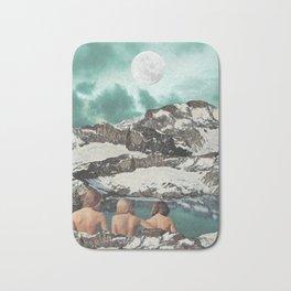 Moon Bathing Bath Mat