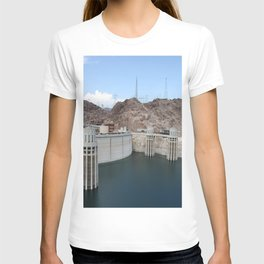 Hoover Dam And Lake Mead T-shirt