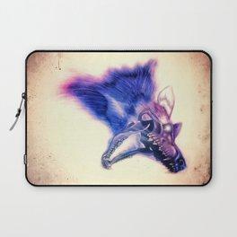 Frankenstein Wolf Laptop Sleeve