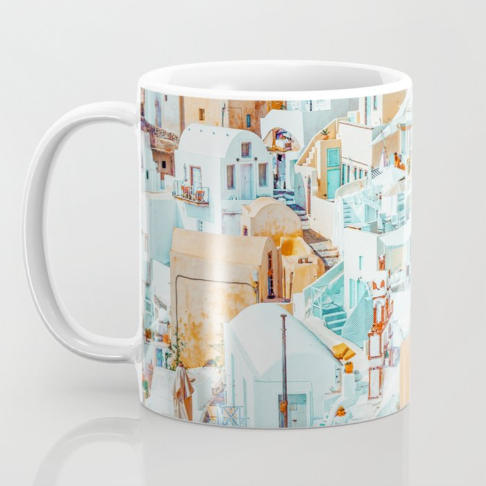 Santorini Vacay #photography #greece #travel Coffee Mug