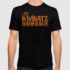 Kwisatz Haderach X-LARGE Black Mens Fitted Tee