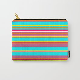 Stripes-003 Carry-All Pouch
