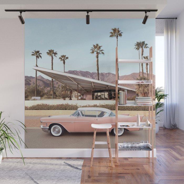 Palm Springs Wall Mural
