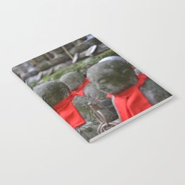 Little Japanese Jizo Notebook