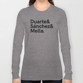 Duarte&Sanchez&Mella Long Sleeve T-shirt
