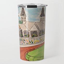 Derby Days Travel Mug