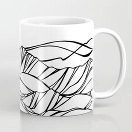 Mountain Pulse Coffee Mug