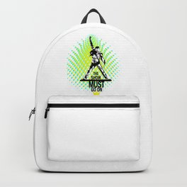 Freddie the Show Must Go On Backpack
