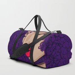 Afro Dancer Duffle Bag