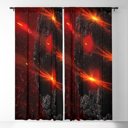 Large asteroid Blackout Curtain