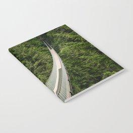 Capilano Suspension Bridge Notebook