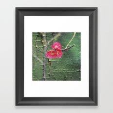 Hope Tree Framed Art Print