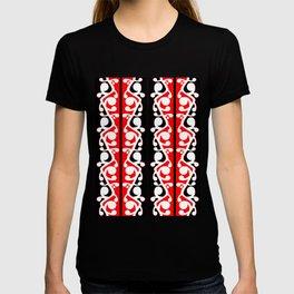 Maori Kowhaiwhai Traditional Pattern T-shirt