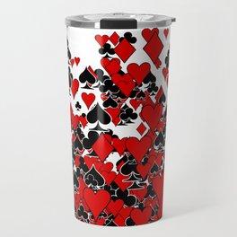 Poker Star Travel Mug