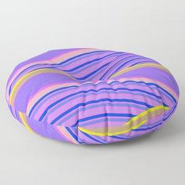 Happy Times - Lavender Hills Floor Pillow