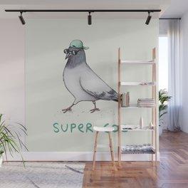 Super Coo Wall Mural