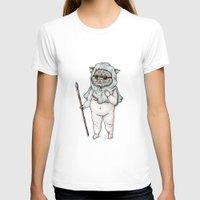 ewok T-shirts featuring Ewok Baby by Sophia B