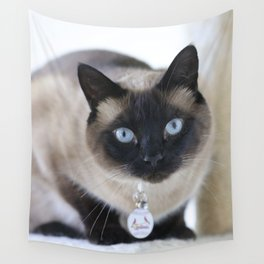 Innocent Expression Wall Tapestry