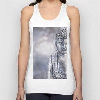buddha Tank Tops featuring Buddha by LebensART Photography